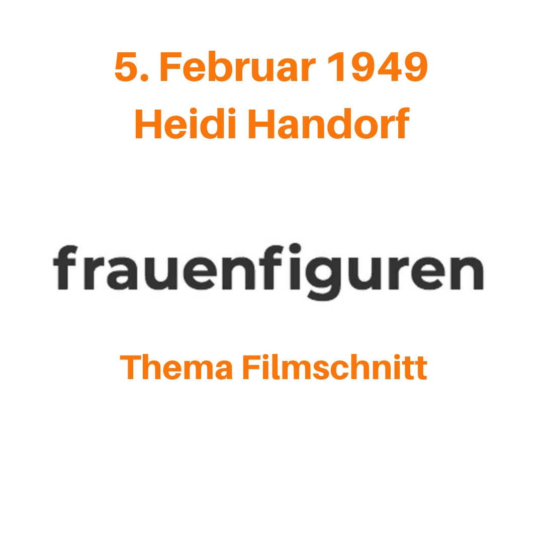 6/2019 Heidi Handorf