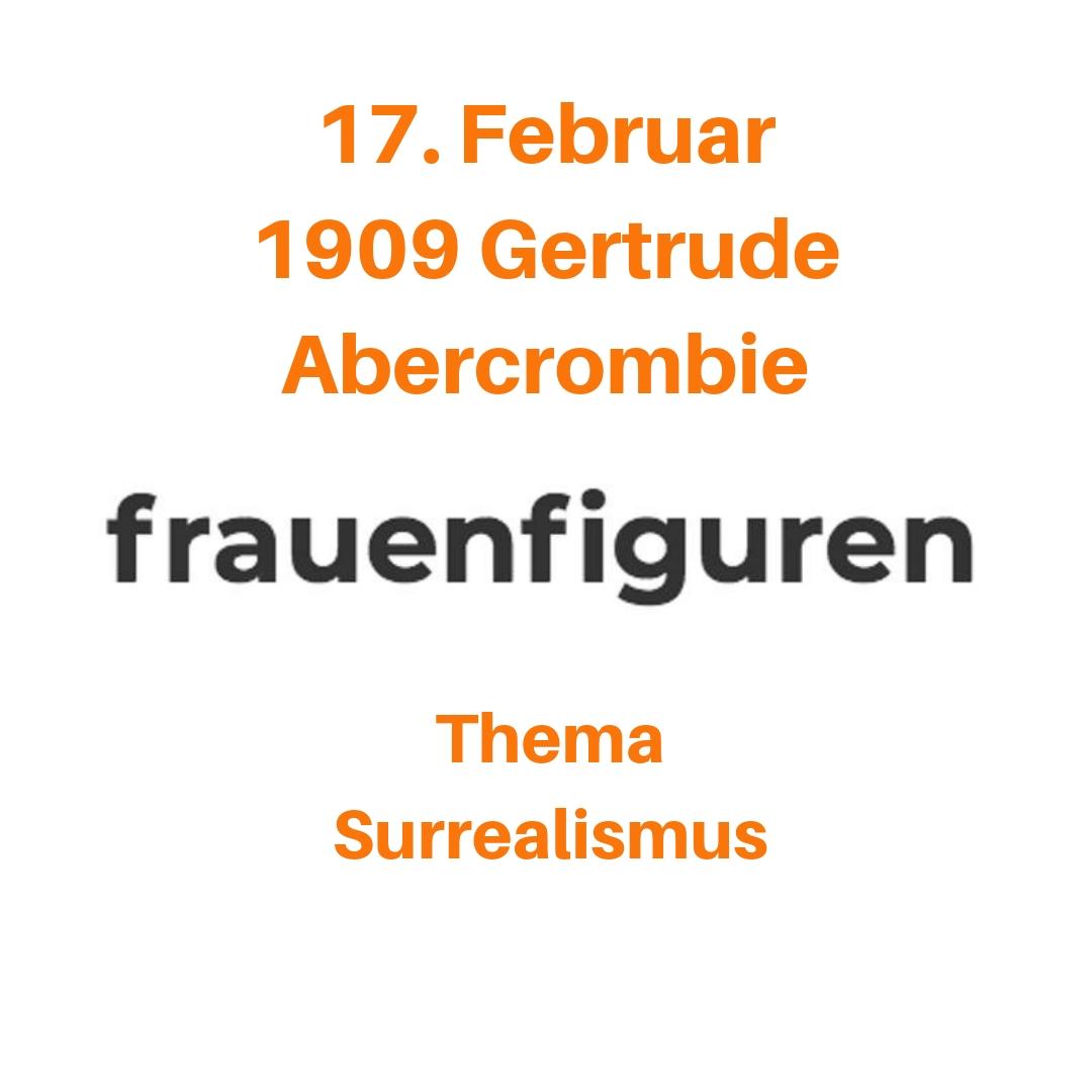 07/2019 Gertrude Abercrombie