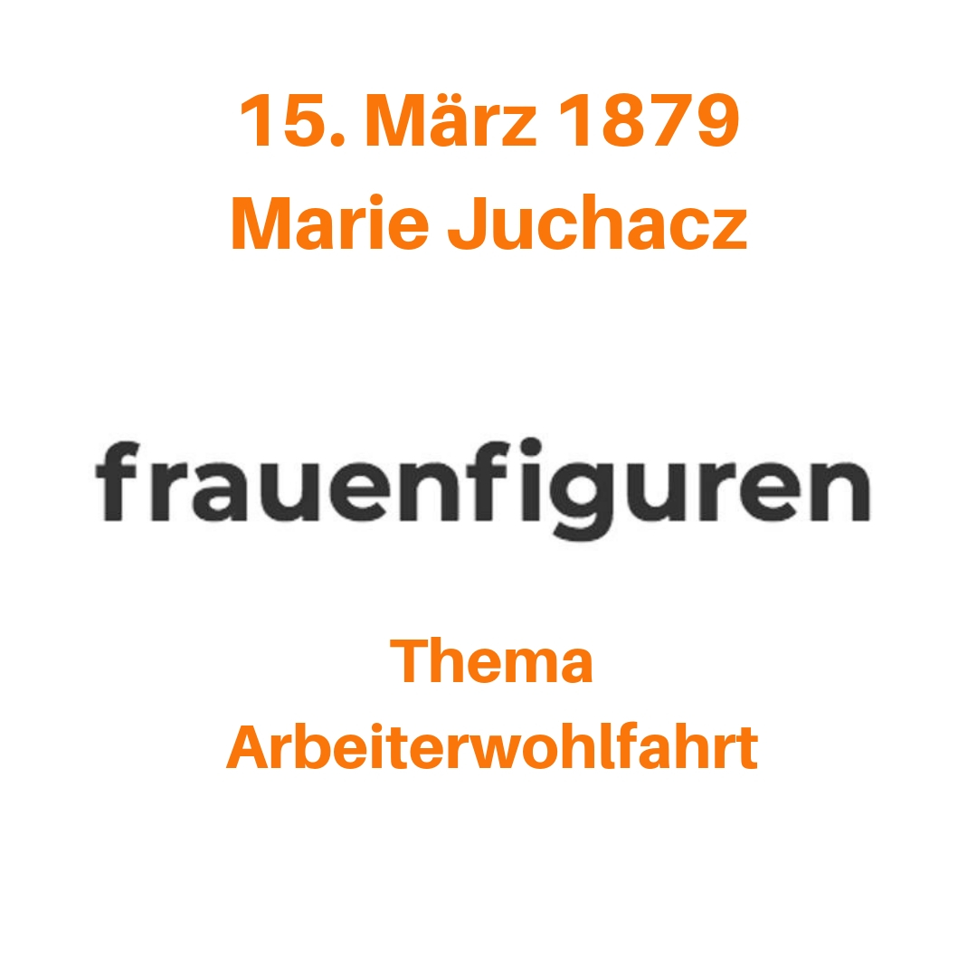 11/2019 Marie Juchacz