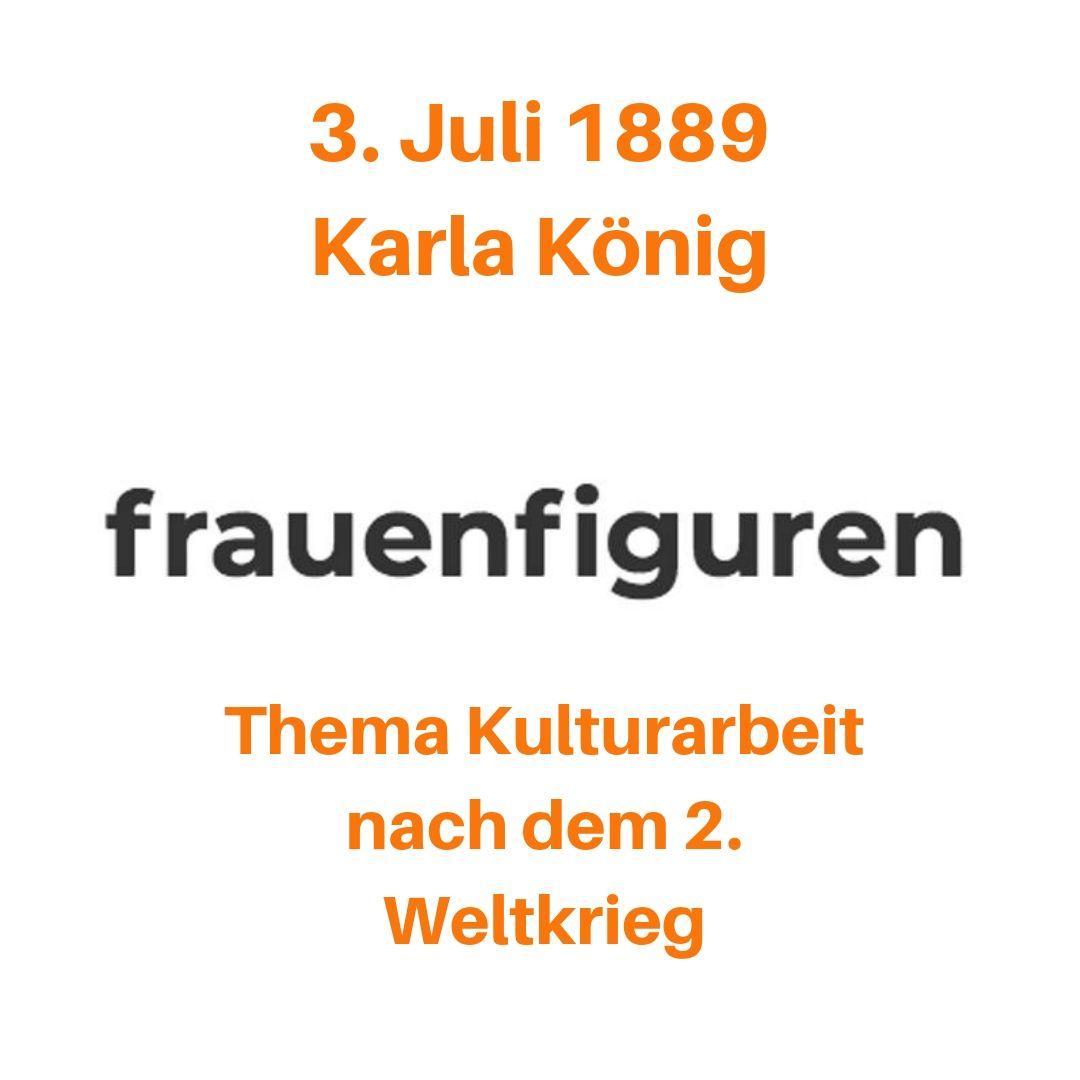 frauenfiguren 27 2019 karla könig