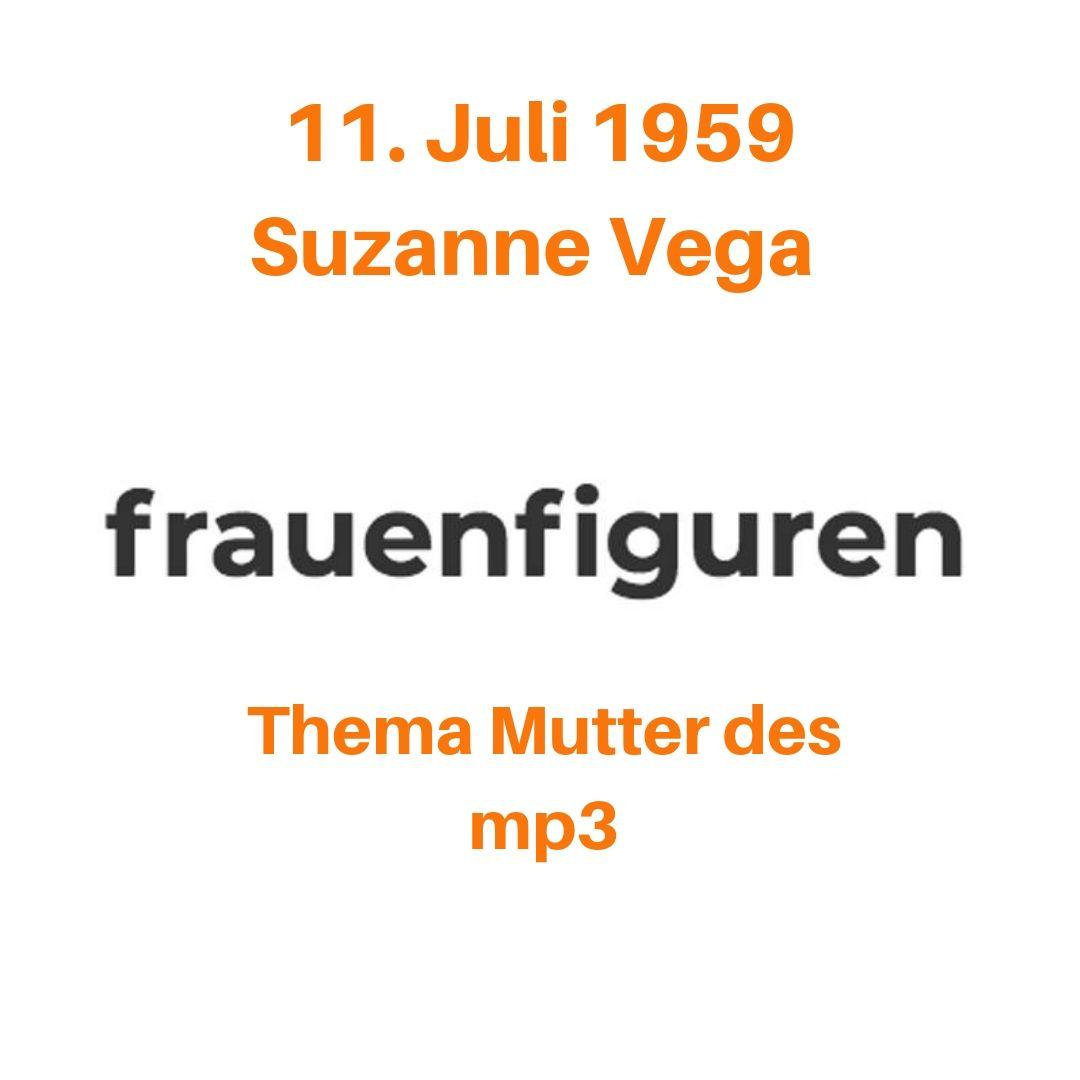 frauenfiguren 28 2019 Suzanne Vega