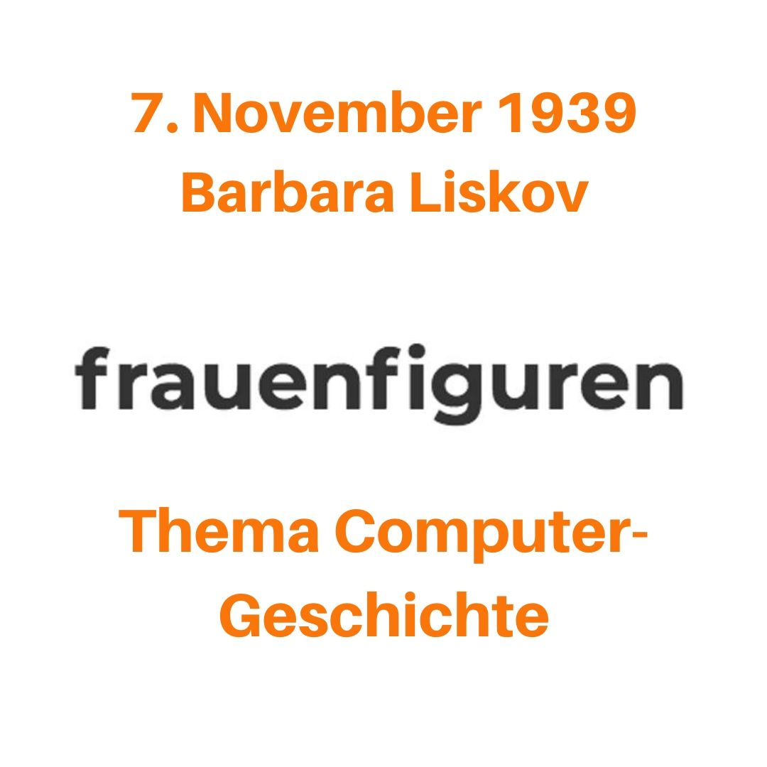 45 2019 frauenfiguren barbara liskov