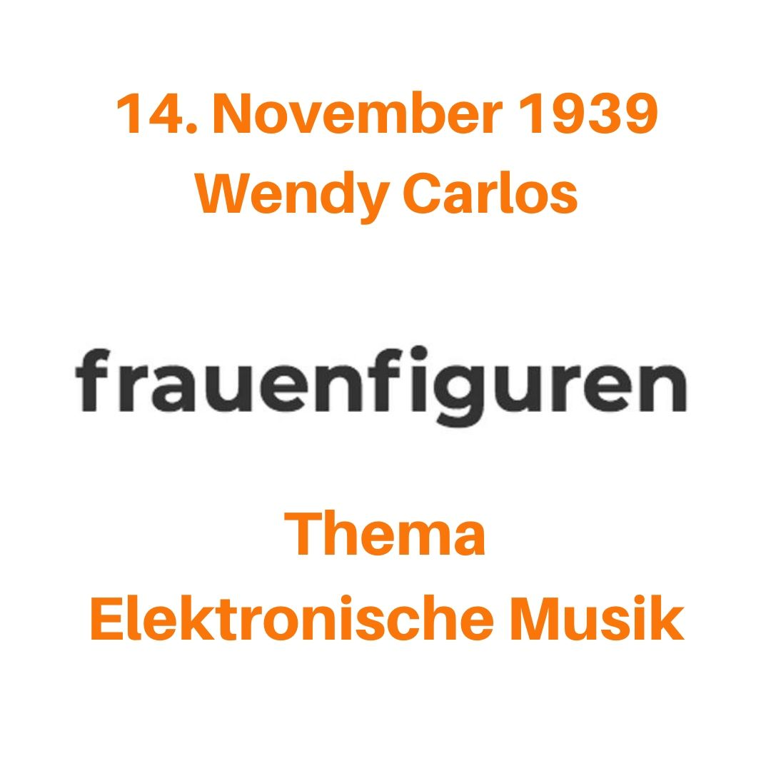46 2019 frauenfiguren wendy carlos