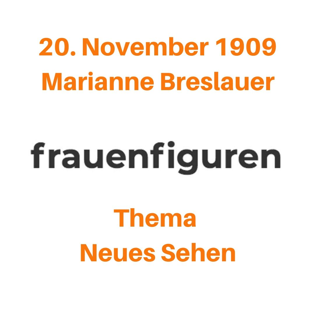 47 2019 frauenfiguren marianne breslauer feilchenfeldt