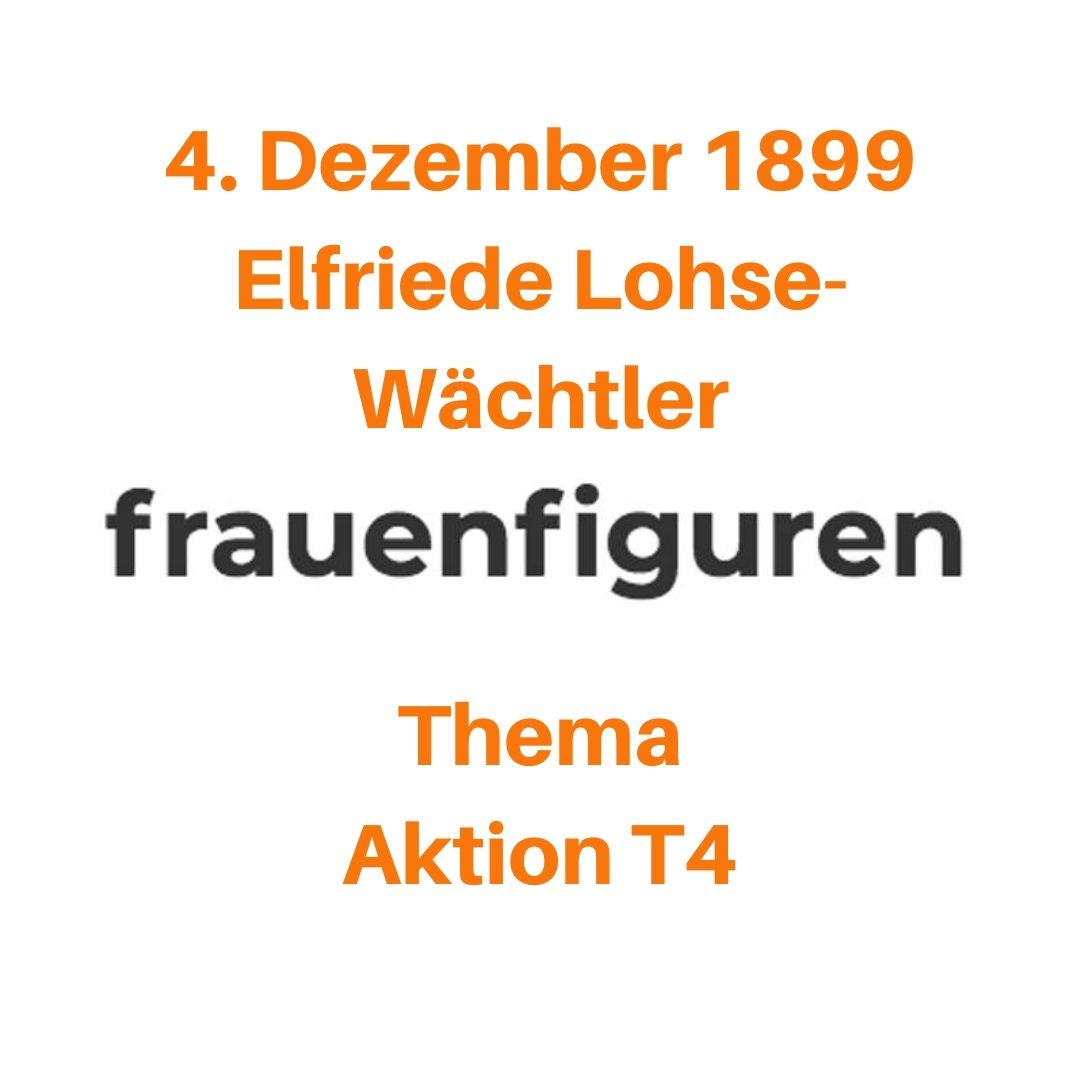 49 2019 frauenfiguren elfriede lohse-wächtler