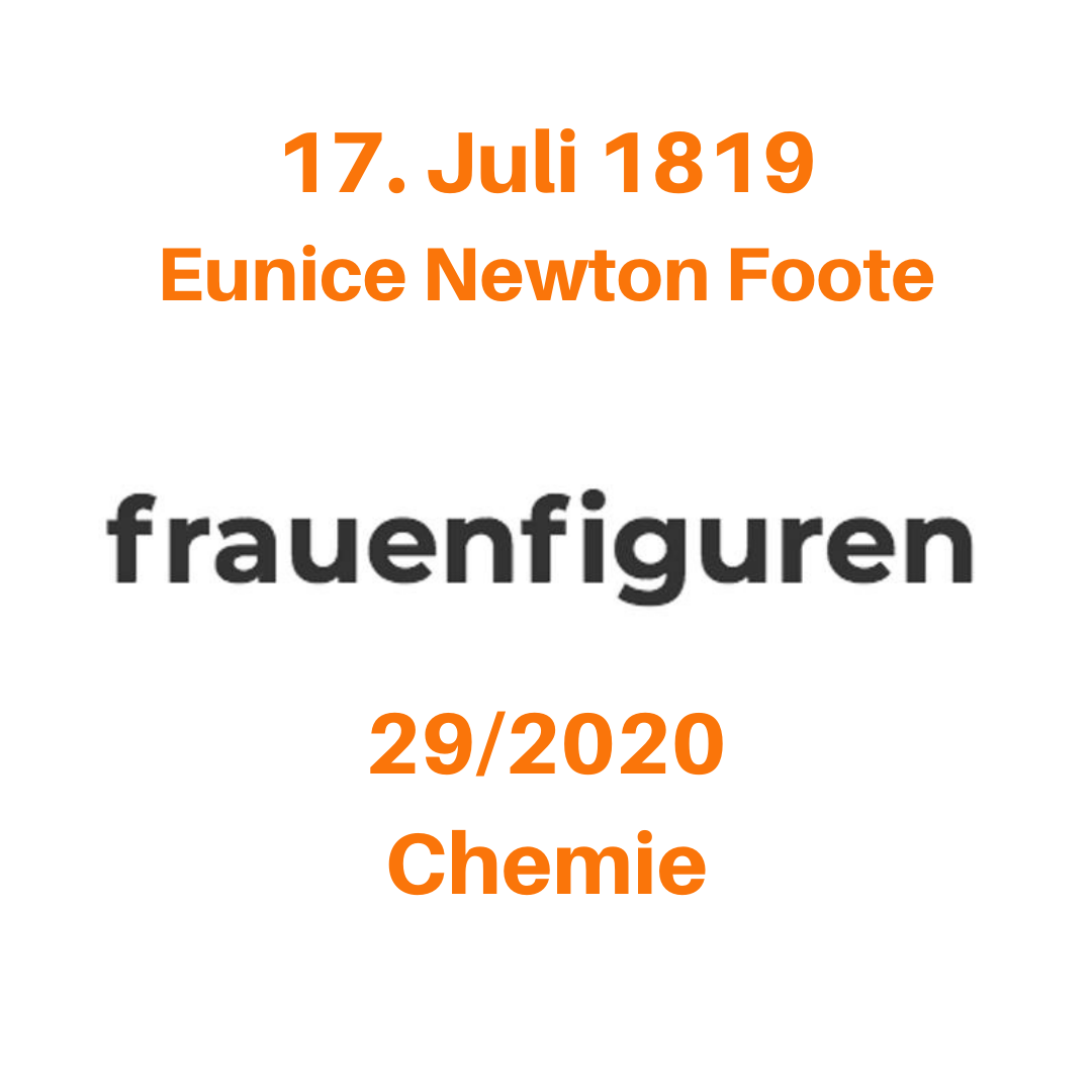 frauenfiguren eunice newton foote